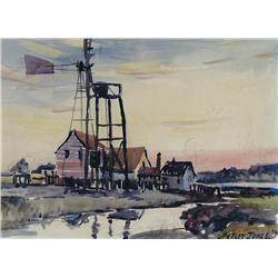 Llewellyn Petley-Jones - UNTITLED (FARM HOUSE)