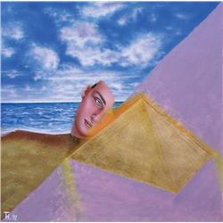 Tibor Hargitai - UNTITLED (THE PYRAMID)