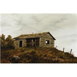 John Crittenden - THE HOMESTEAD (WEST OF RED DEER, ALTA)