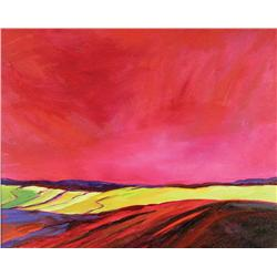 Sharon Thirkettle - RED EARTH