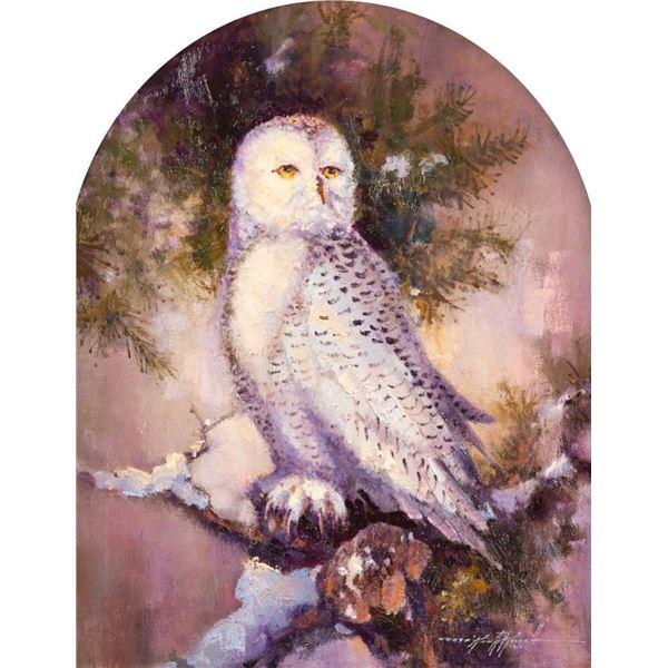 Kirk Randle, oil on canvas