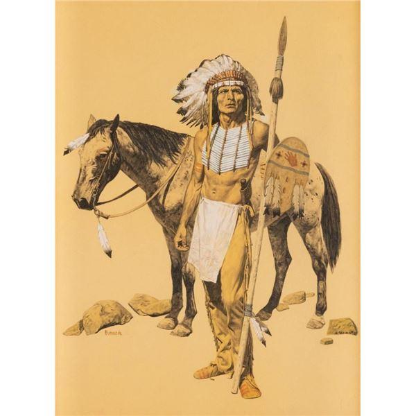 Three Native American Portraits