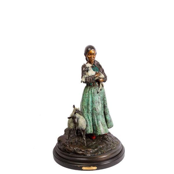 Star Liana York, bronze