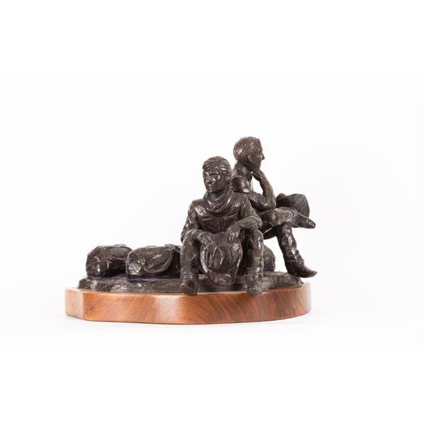 Howard Post, bronze