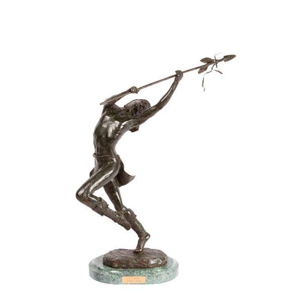 Richard Myer, bronze