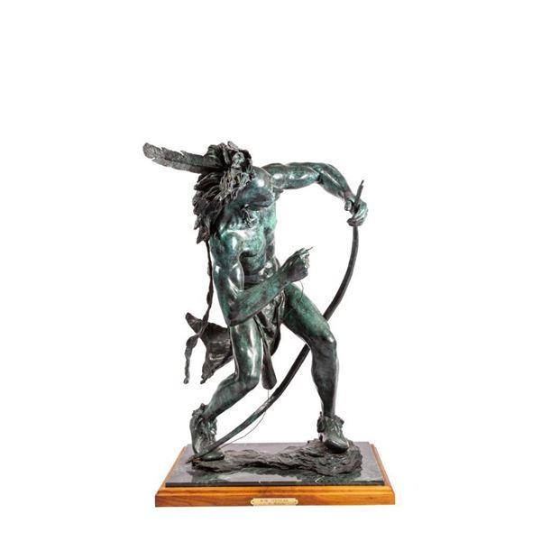 J.D. McKellar, bronze