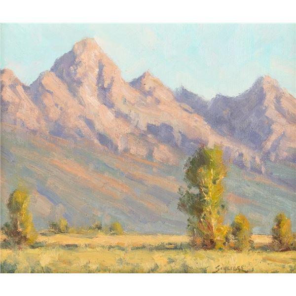 Greg Scheibel, two works