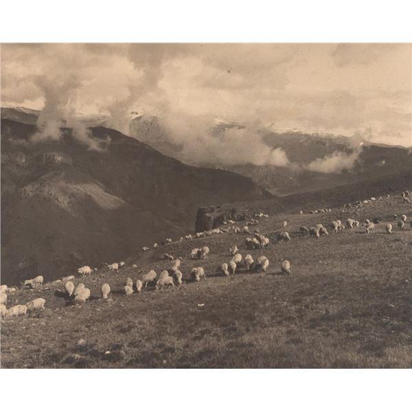 Charles Belden, two photographs