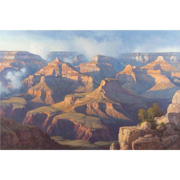 William Scott Jennings, oil on canvas