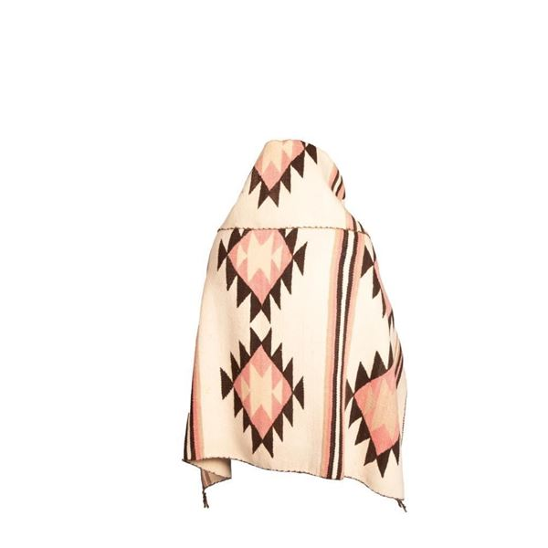 """Navajo Blanket, 55"""" x 45"""""""