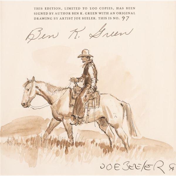 Joe Beeler, drawing