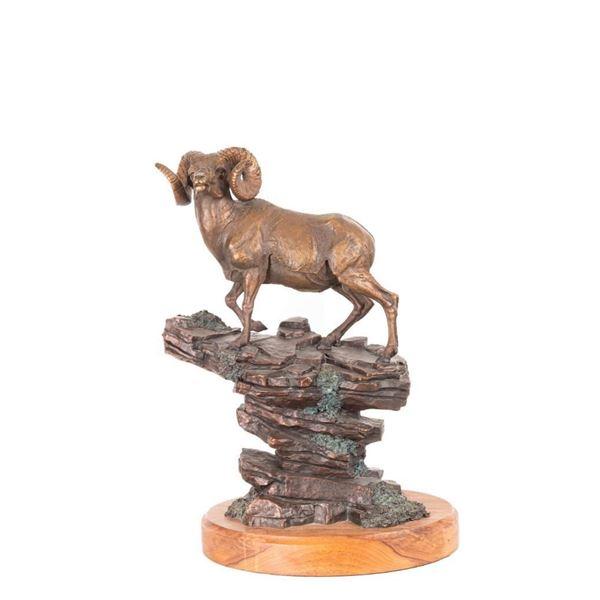 Fred Boyer, bronze