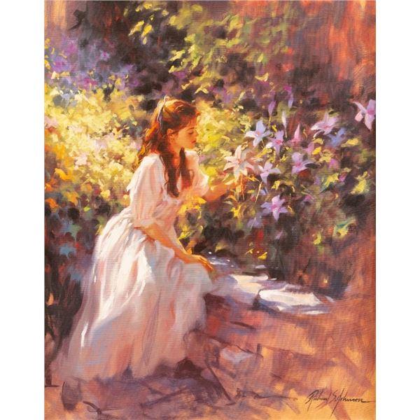 Richard Johnson, oil on canvas