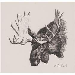 Tucker Smith, graphite