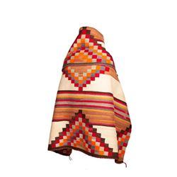 """Navajo Blanket, 60"""" x 59"""""""