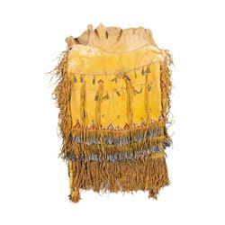 Apache Beaded Girl's Puberty Skirt