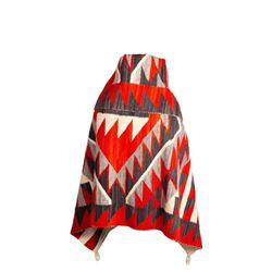"""Navajo Blanket, 76"""" x 52"""""""
