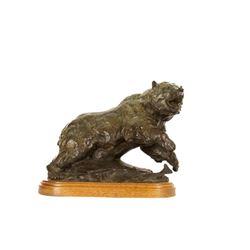 Sandy Scott, bronze