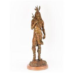 Buck McCain, bronze