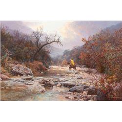 Bob Wygant, acrylic on canvas