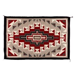 "Navajo Rug, 64"" x 42"""