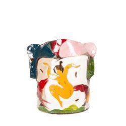 Rudy Autio, glazed earthenware
