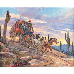 Marjorie Reed, oil on canvasboard