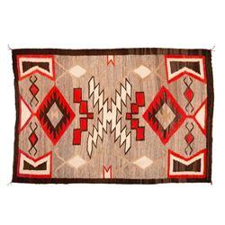 "Navajo Rug, 77"" x 52"""
