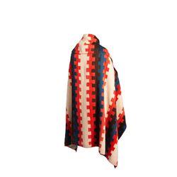 """Navajo Blanket, 69"""" x 61"""""""