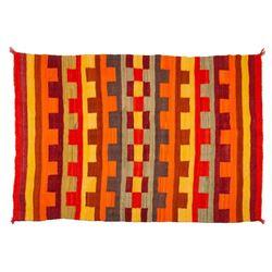"""Navajo Blanket, 89"""" x 60"""""""