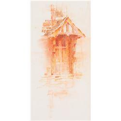 Richard Schmid, conte crayon