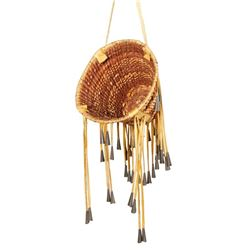 Four Apache Baskets