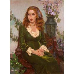 William Schneider, oil on canvas