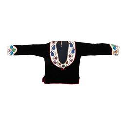 Ojibwa Beaded Man's Shirt