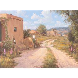 George Kovach, oil on canvas