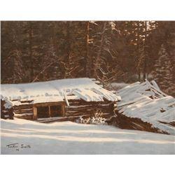 Tucker Smith, oil on canvas