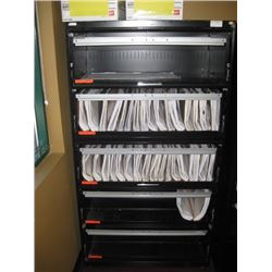 36 INCH 5 DRAWER LATERAL FILING CABINET