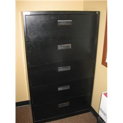 36 INCH 5-DRAWER LADDEREAL