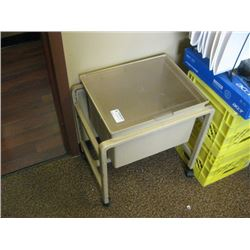 PORTABLE FILE CART