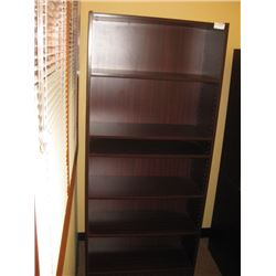 31 INCH X 71 INCH BOOKCASE