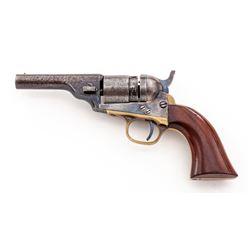 Antique Colt Ejectorless Pocket Revolver
