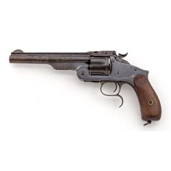 Antique SW Model 3 3rd Type Russian Revolver