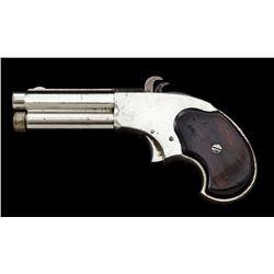 Antique Remington-Rider 5-Shot Magazine Pistol