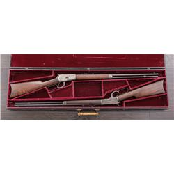 Lot of 2 Winchester 1892 Lever Action Rifles