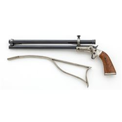 Stevens Reliable No. 42 2nd Issue Pocket Rifle