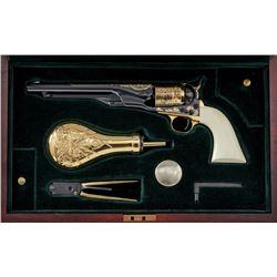 U.S. Hist. Soc. Buffalo Bill Cent'l Colt 1860 Army Revolver