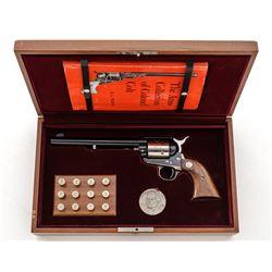 Cased Colt Col. Sam Colt Sesquicent'l Single Action Army Revolver