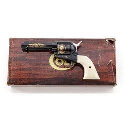 Mint Colt John Wayne Commem. Single Action Army Revolver