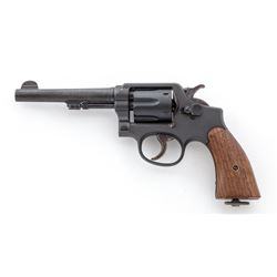 SW Victory Model Double Action Revolver