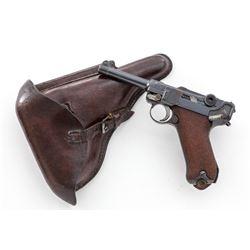 WWI P.08 Luger, by DWM